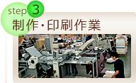 step 3 制作・印刷作業